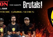 Team Brutality powered by ZionRAM