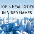 Top 5 Real Cities represented in Video Games