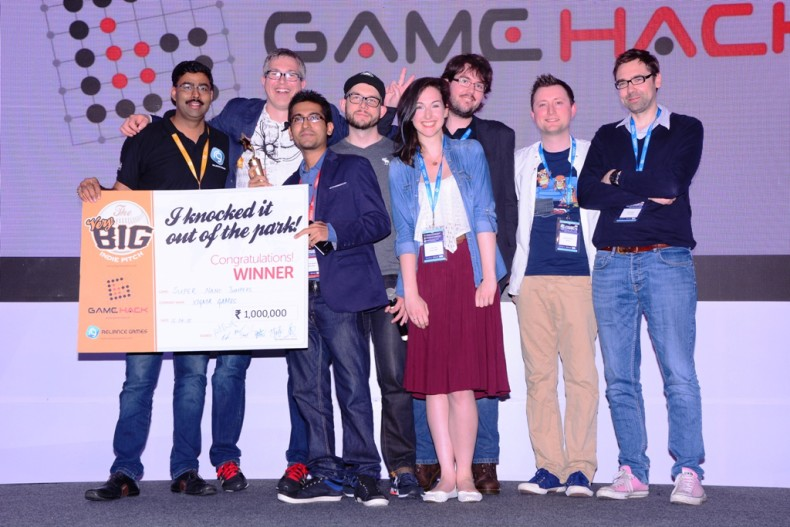 Winner of Pocket Gamer Connects - Mr. Himanshu Manwani
