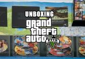Unboxing GTA 5