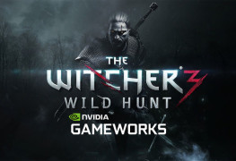 NVIDIA highlights its GameWorks technology for Witcher 3