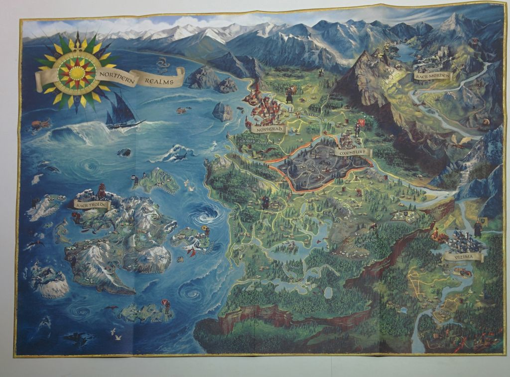 Blood and wine toussaint map witcher more akin to this httpillgamingwp contentuploads201505witcher 3 the wild hunt unbxoing 4 1024x757g gumiabroncs Image collections