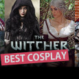 The Witcher 3 cosplay