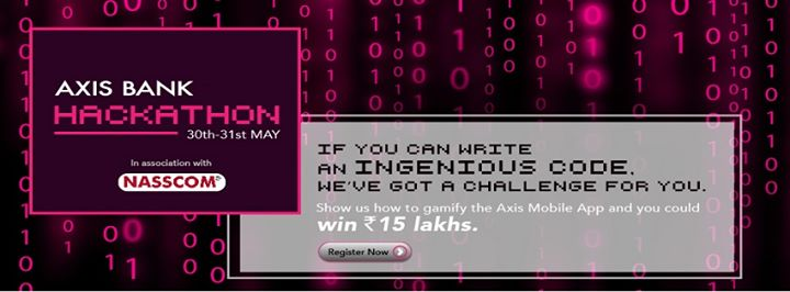 Gamify a banking app and win ₹15 lakh