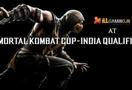 iLL at Mortal Kombat Cup India Qualifiers