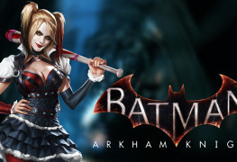 Batman Arkham Knight: The Harley Quinn Trailer Revealed