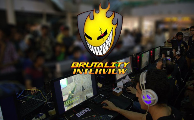 Brutality Interview Title