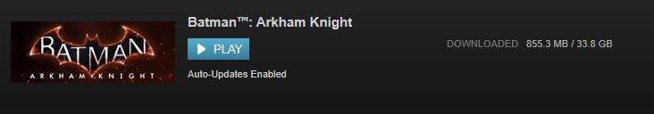 Steam plays Joker with Batman: Arkham Knight India Retail launch. Pic Credits: Nikunj Rallabhandi