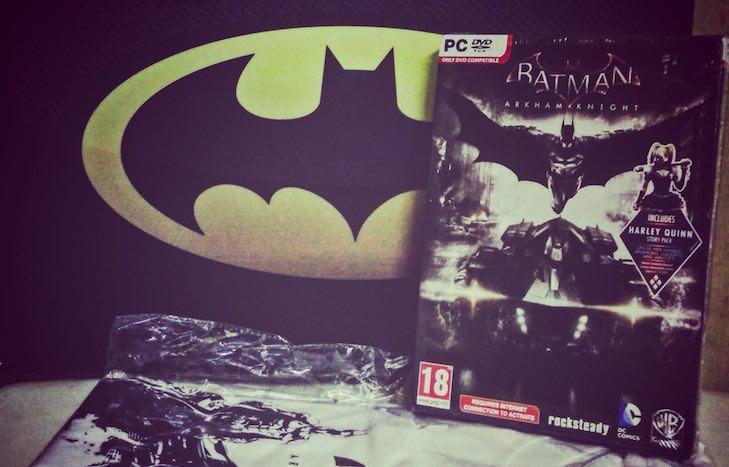Steam plays Joker with Batman: Arkham Knight India Retail launch. Pic credits: Atulya Kumar Behera