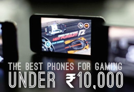 The Best Gaming Phones Under Rs. 10,000