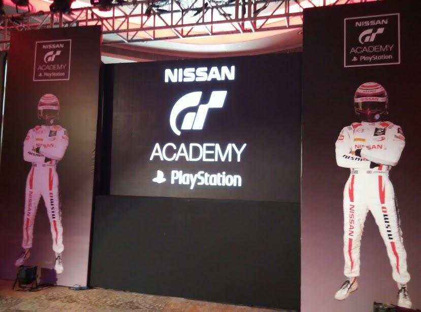 Nissan GT Academy Delhi
