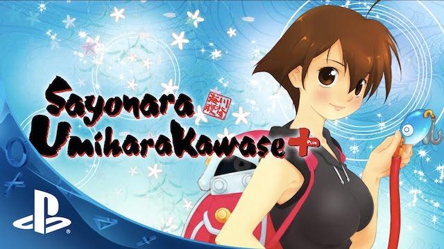 Sayonara Umihara Kawase Review