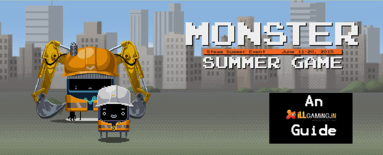 Steam Monster Summer Game: An iLL Guide