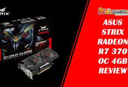 Asus Strix Radeon R7 370 OC 4GB Review
