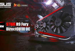 Asus Strix Radeon R9 Fury Review