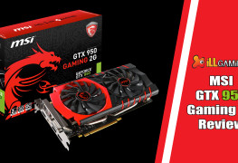 MSI GTX 950 Gaming 2G Review