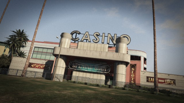 GTA V Casino DLC