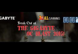 iLL at Gigabyte OC Blast 2015