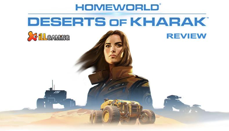 Homeworld: Deserts of Kharak Review
