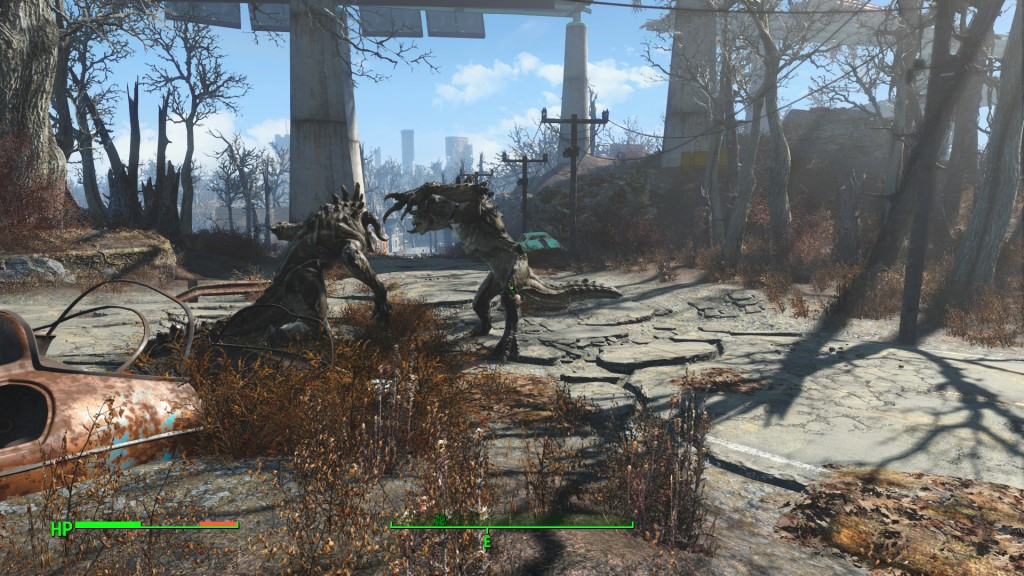 Surviving the Commonwealth Wasteland: A Fallout 4 Journey - Part I
