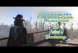 Surviving the Commonwealth Wasteland: A Fallout 4 Journey