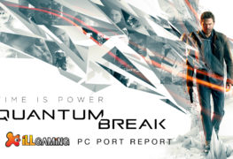 Quantum Break PC Port Report