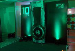 iLL at Nvidia 10 Gaming Live
