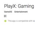 playx google play
