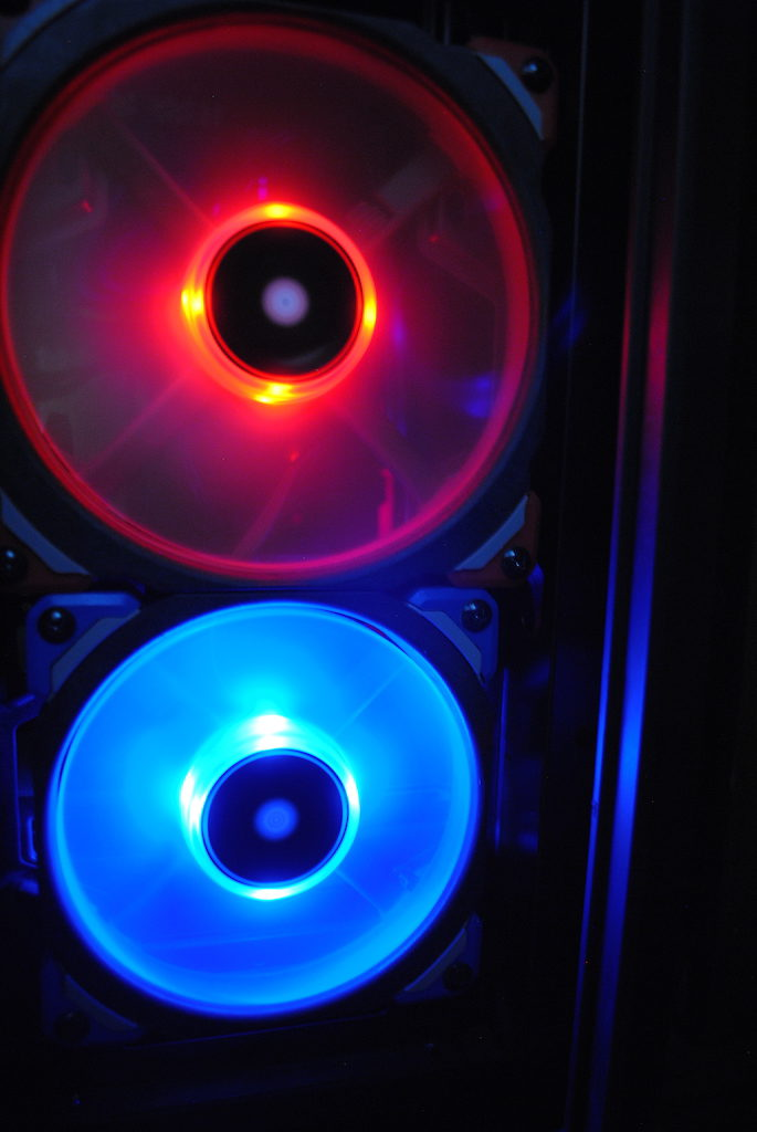 Corsair ML Pro Fan Review