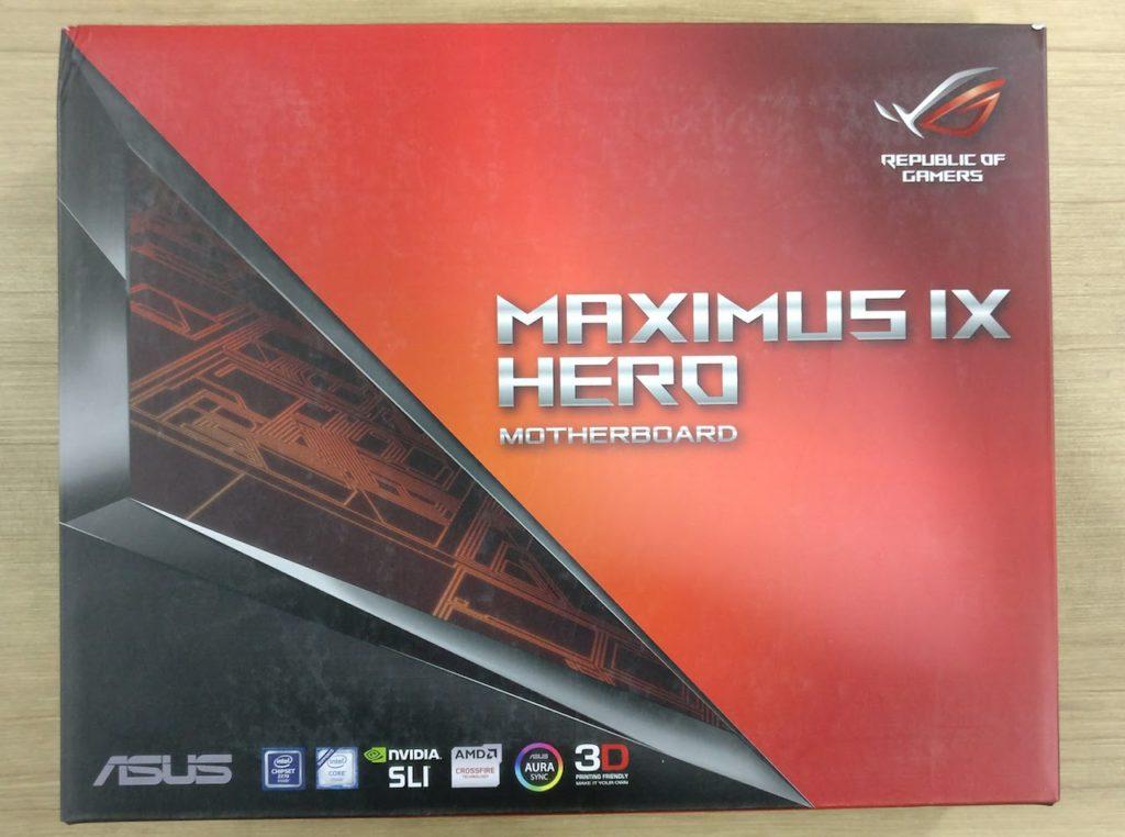 ASUS ROG Maximus IX Hero
