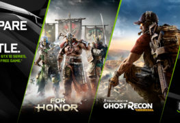 Nvidia GeForce For Honor Wildlands Bundle