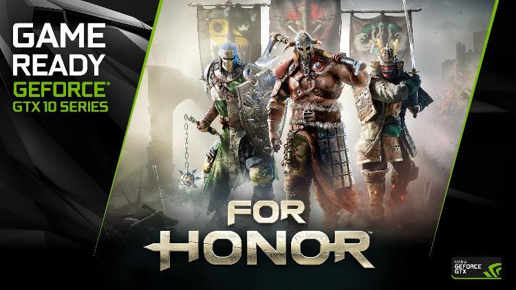 Nvidia GeForce For Honor Bundle