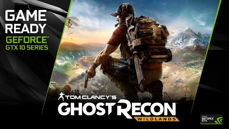 Nvidia GeForce Wildlands Bundle