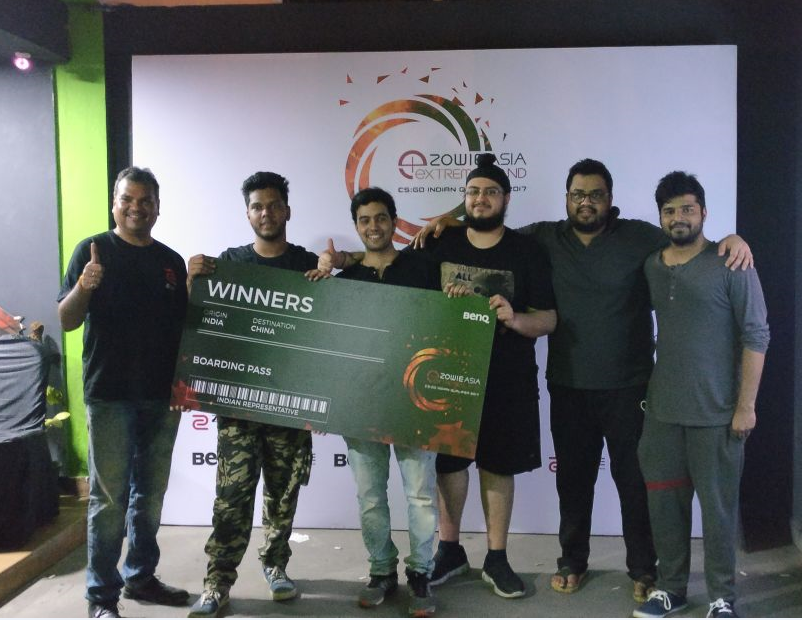 Extremesland India Qualifiers