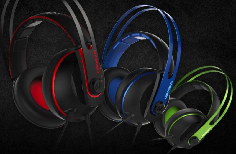 ASUS Cerebrus V2 Headset Review